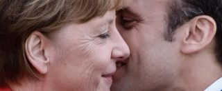 Ue, Merkel sconfitta da compagni partito: tutti i Popolari in Consiglio (tranne la Bulgaria) contrari al patto con Macron