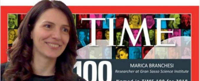 Time, due italiani tra i 100 più influenti al mondo: l'astrofisica Marica Branchesi e il chirurgo Giuliano Testa