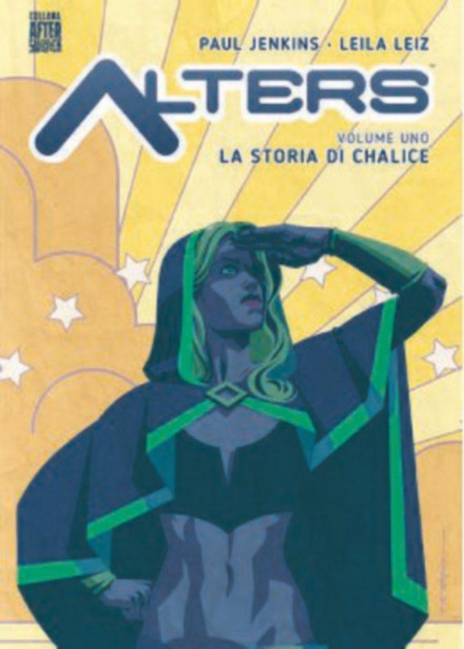 I poteri di Alters: per cambiare sesso bisogna essere un supereroe