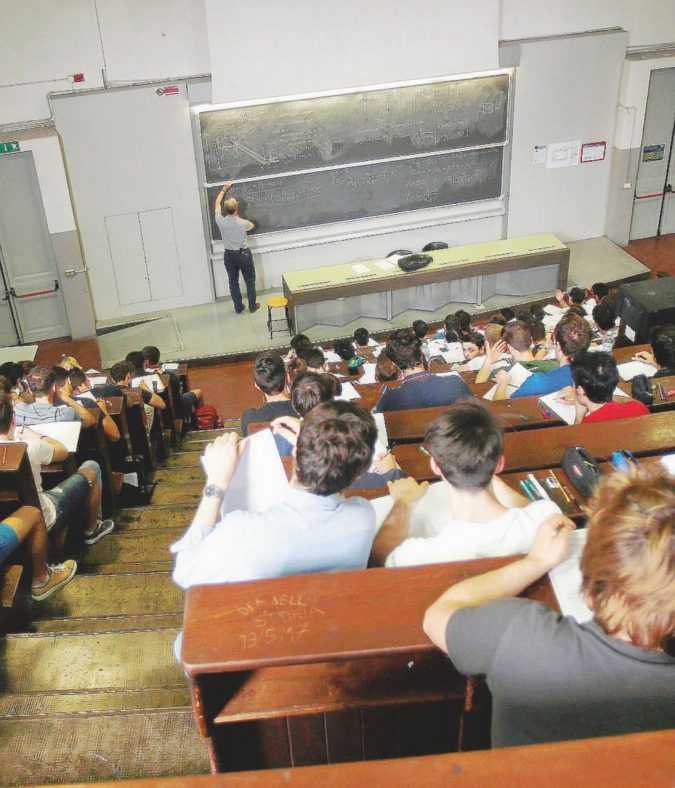 I docenti bloccano gli esami Università, studenti contrari
