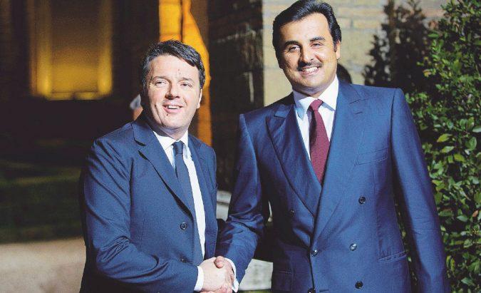 Renzi lobbista d'oro del Qatar. L'ultimo favore è per Air Italy