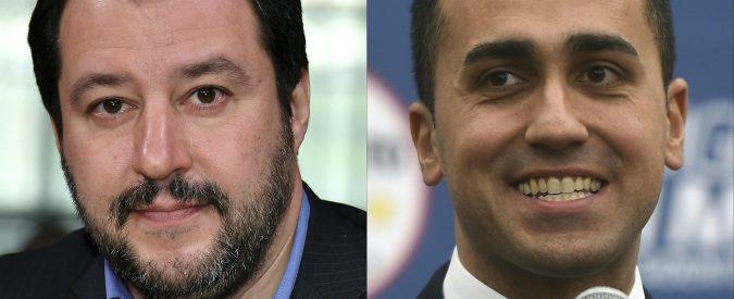 Salvini e Di Maio si mettano d'accordo. All'Italia serve il suo primo governo geografico