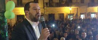 """Governo, Salvini: """"O si esce dallo stallo o mi ci metto io in prima persona. Se va male si va a votare"""""""