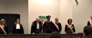 Trattativa, condannati Mori, De Donno, Ciancimino e Dell'Utri, assolto Mancino. La lettura della sentenza