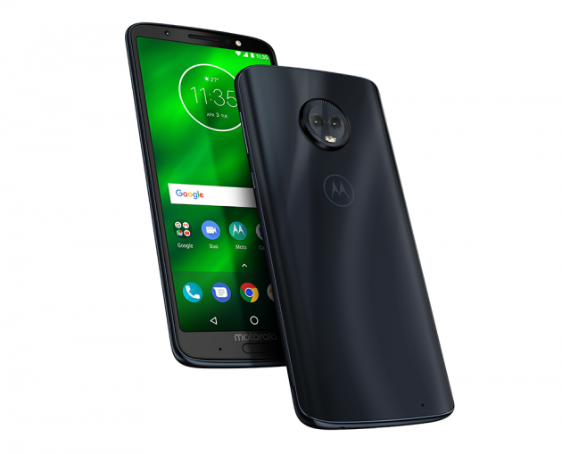 Motorola lancia i Moto G di sesta generazione, tre modelli per la prima volta con display 18:9