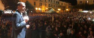 """Di Maio: """"Dopo le regionali M5S al governo nazionale. Salvini capisca che oltre certi limiti non andiamo, il limite è Berlusconi"""""""