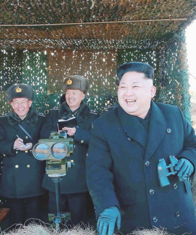 Kim dice 'no' alla Bomba: chi ci crede è (nord) coreano