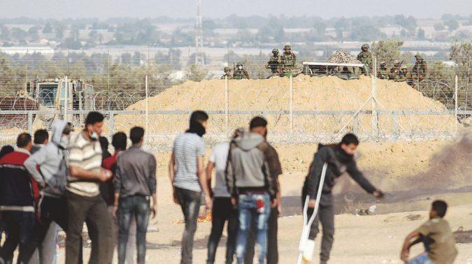 """""""Due Stati e basta violenze, ma Hamas vuole solo il caos"""""""