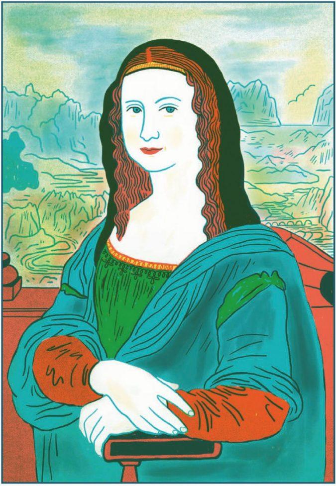 Leonardo, Nelson e gli altri I grandi spiegati ai bambini
