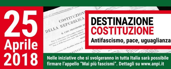 """25 aprile, sindaco di Todi nega patrocinio alle manifestazioni Anpi: """"Sono di parte"""". La sua giunta è sostenuta da Casapound"""