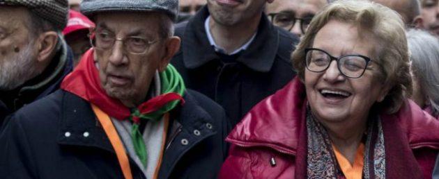 """25 aprile, la presidente Anpi Nespolo: """"Tra non voto e crisi"""