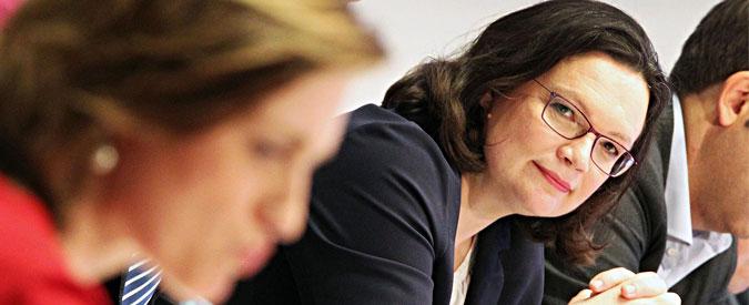 Germania, trovato accordo anche con la Spd sui movimenti secondari dei migranti