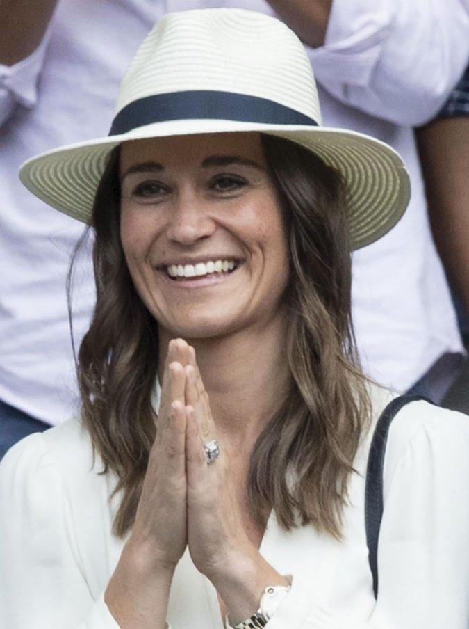 Pippa Middleton è diventata mamma