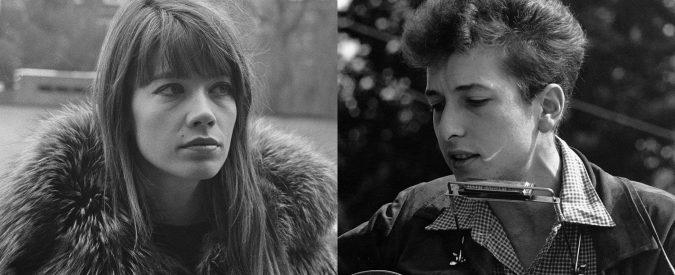Bob Dylan, quelle lettere d'amore che Françoise Hardy non lesse mai