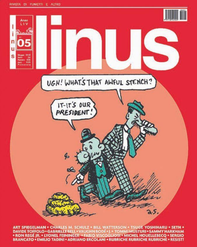 """Caro, vecchio """"Linus"""", una nuova vita con Igort"""