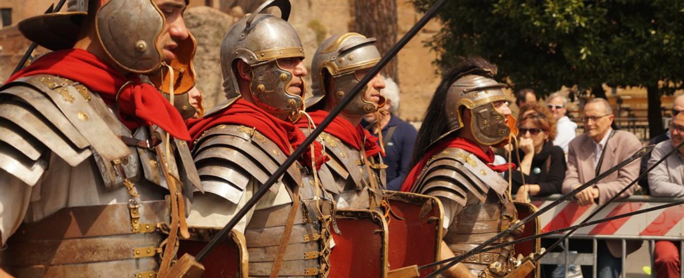 Roma, il Natale si festeggia ad aprile. È il compleanno della Capitale