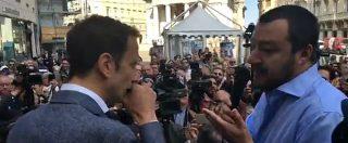 """Governo, Salvini: """"M5s la smetta di imporre diktat e iniziamo a governare già da questa settimana"""""""