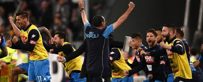 Juve-Napoli, il gol al 90′ è un segno del destino. Che per una volta ha premiato gli audaci