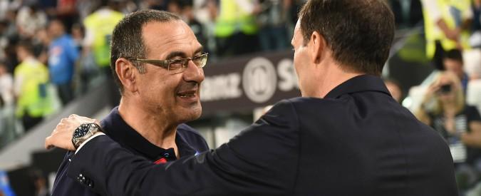 Maurizio Sarri è il nuovo allenatore della Juve: l'enorme fascino di una scelta azzardata