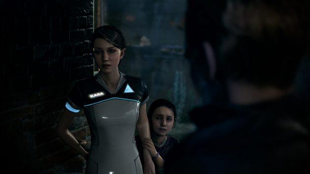 Detroit: Become Human, gli androidi possono provare sentimen