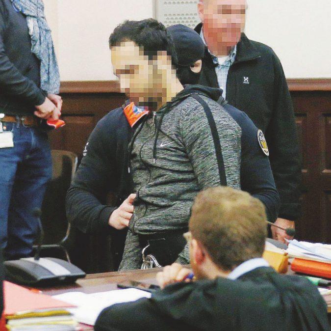 """Salah, """"antipasto"""" belga: condannato a vent'anni"""