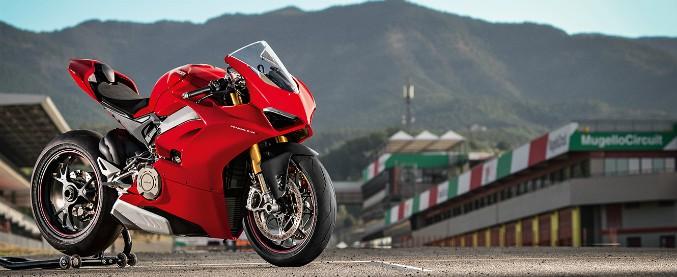 Ducati, nel 2020 pronta per il commercio la motocicletta col radar