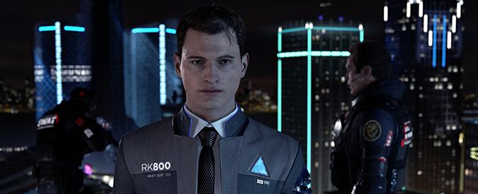 Detroit: Become Human, gli androidi possono provare sentimenti? Un primo sguardo all'avventura futuristica di Sony e Quantic Dream