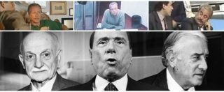 """Trattativa, """"Berlusconi sapeva dei rapporti tra Dell'Utri e la mafia. E l'ex senatore rafforzò la strategia di Riina"""""""