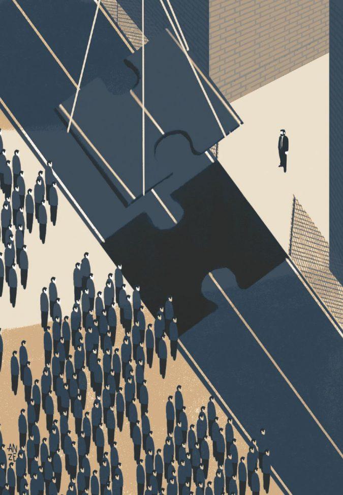 L'altra proposta: reddito minimo legato al lavoro (e alle aziende)