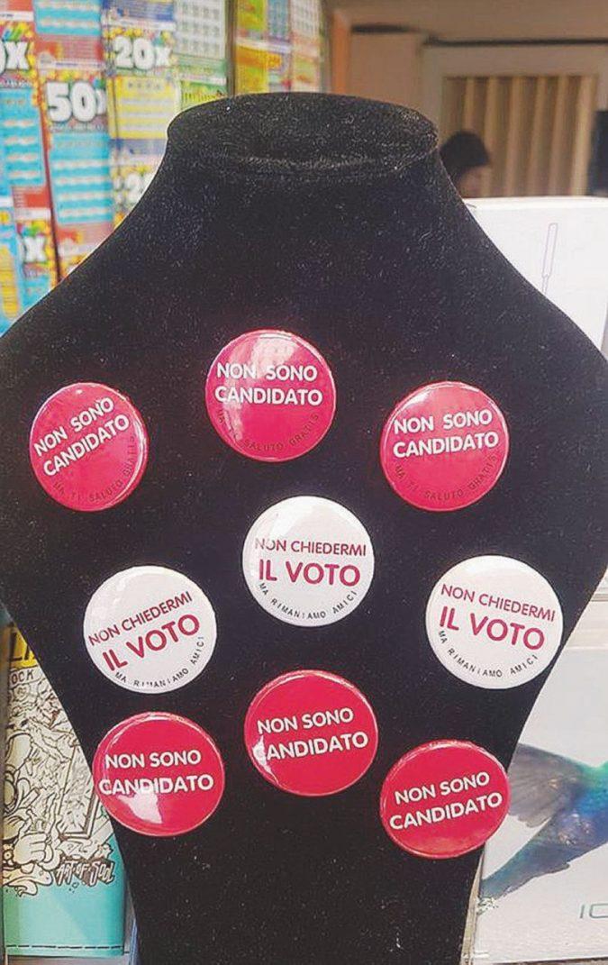 Teramo, città dei candidati: ce n'è uno ogni 70 votanti