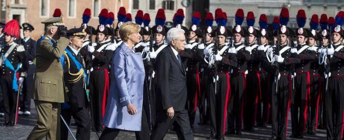 """25 aprile, Mattarella: """"Lotta di civiltà contro massacratori"""". Gentiloni: """"Fu riscatto"""", Di Maio: """"Costituzione faro"""""""