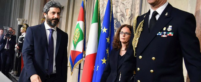 """Governo, Fico al Quirinale: """"Finito il mandato esplorativo con esito positivo: il dialogo tra M5s e Pd è avviato"""""""