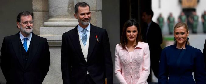 Spagna, il furto della delfina di Rajoy e il crollo dei sondaggi: la caduta finale dei Popolari accende la stella dei Ciudadanos