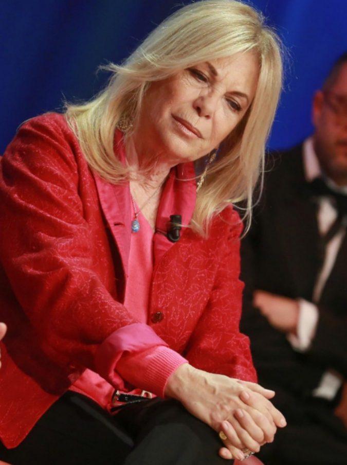 """Rita Dalla Chiesa: """"Forum? Non ho più visto nemmeno una puntata. Anzi, se mi capita facendo zapping cambio canale"""""""