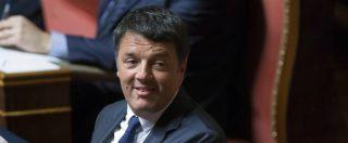 """Renzi: """"M5s? Metodi da baby gang. Piuttosto che governare con loro torniamo al voto, tanto mi rieleggono"""""""