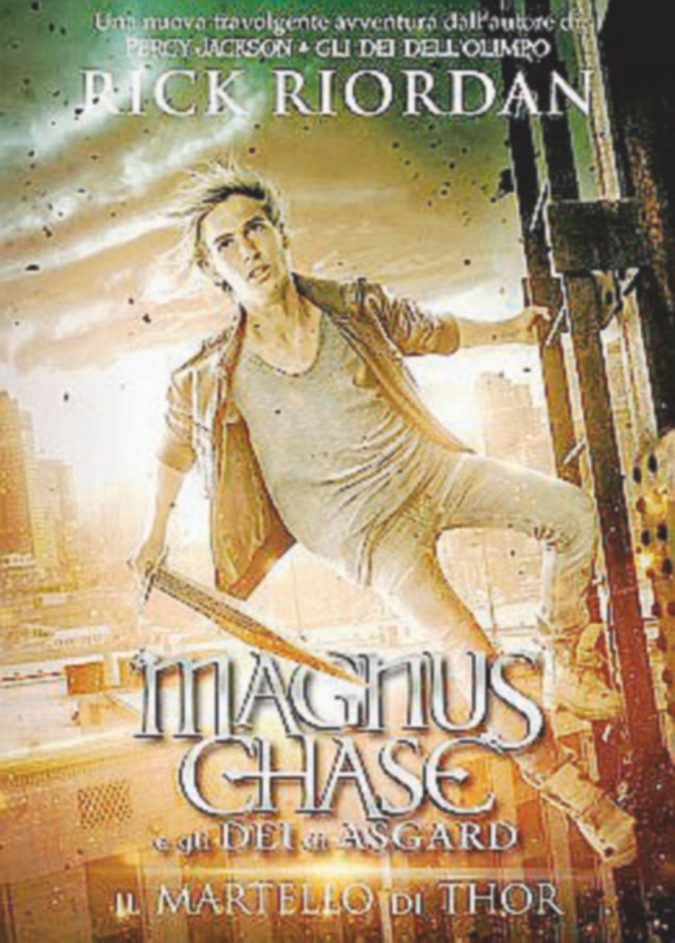 Avventura, epica e risate nella saga di Magnus Chase