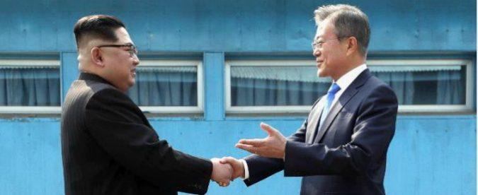 Coree, quello che sta accadendo è una lezione per i politici nostrani