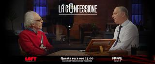 """La Confessione, Mughini: """"La lite trentennale con Nanni Moretti? Lo invitai a cena per fare pace, ma non venne"""""""
