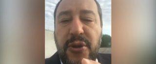 """Governo, Salvini: """"Non tradisco Berlusconi"""". Poi attacca l'alleanza Pd-M5s: """"Nessuna credibilità"""""""