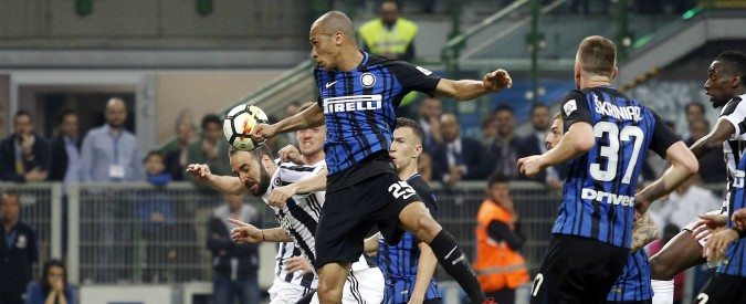 Inter-Juventus 2-3, bianconeri all'inferno e ritorno: con Cuadrado e Higuain prova di forza in chiave scudetto