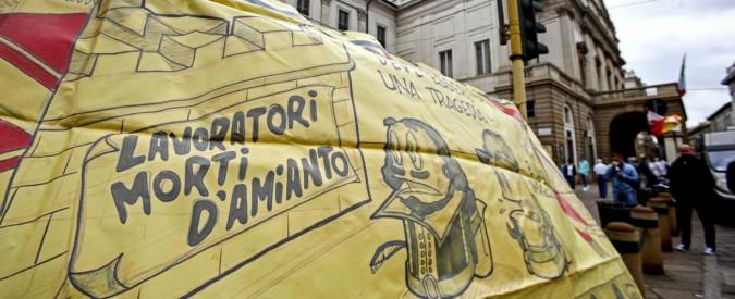 """Amianto, dossier di Legambiente: """"In Italia bonificato il 2% degli edifici. Lazio e Trentino non hanno piano di rimozione"""""""