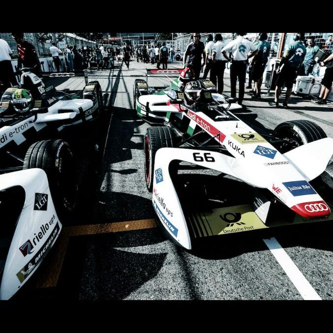 Audi, la storia di Roma regala biglietti per la Formula E – VIDEO