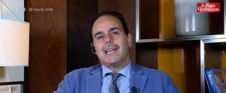 """Governo, Marcucci (Pd): """"Dialogo con M5s? Solo se si parte dai 100 punti del nostro programma"""""""