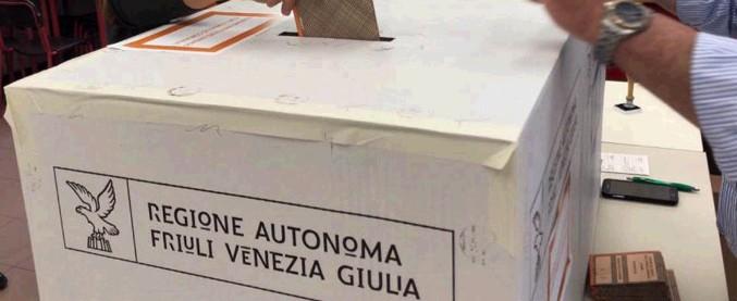 Elezioni Friuli Venezia Giulia, affluenza alle 19 al 38%. In aumento rispetto al 2013, ma si votava in due giorni