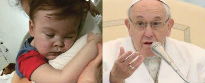 Alfie Evans, c'è chi punta il dito contro Papa Francesco. Ma le accuse sono false