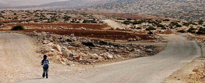 Colline di Hebron, ti dicono 'esistere è resistere'. Ma poi capisci che è solo una frase a effetto