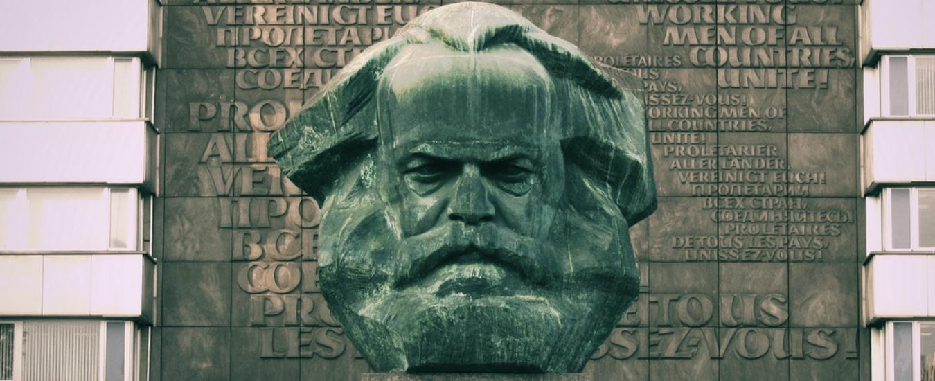 Primo maggio, Karl Marx ha duecento anni ma non li dimostra