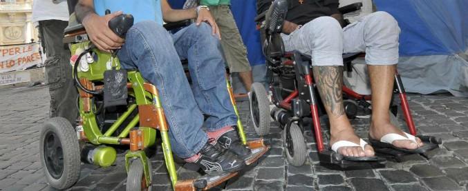 """""""Disabili gravi 'colpo in fronte per le famiglie'? Musumeci non sa di cosa parla. Passi tempo con chi è come i nostri figli"""""""