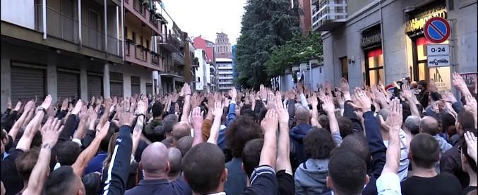 """Ramelli, cambia il corteo antifascista. La questura di Milano: """"È vicino a quello di estrema destra"""". Che non è autorizzato"""