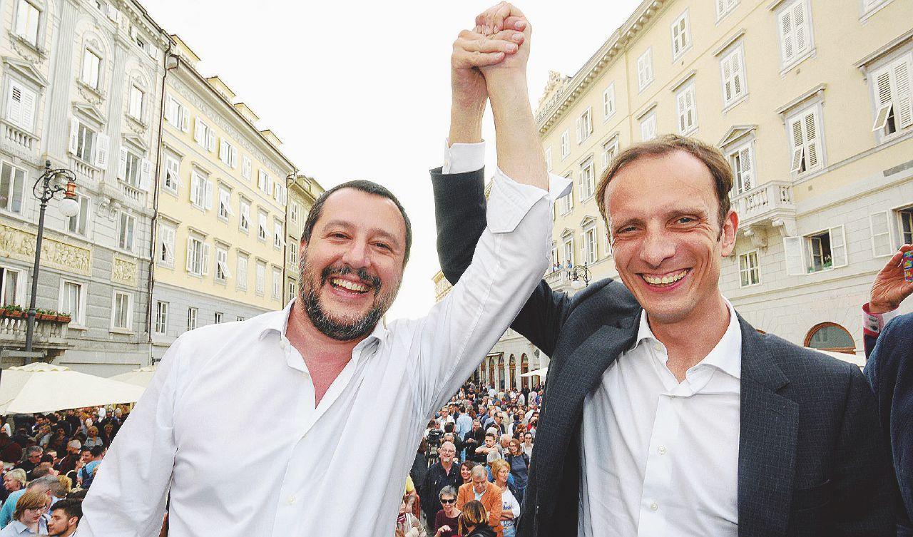 In Edicola sul Fatto Quotidiano del 1 maggio: Salta tutto, si rivolta. Il centrodestra stravince in Friuli con il 57%